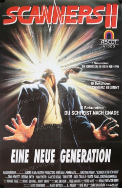 Scanners II - Eine neue Generation (Scanners II: The New Order)