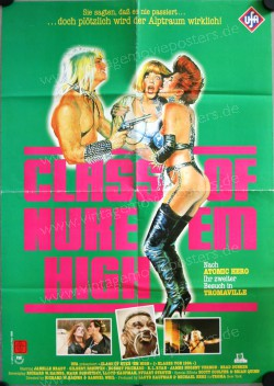 Class of Nuke 'Em High (Class of Nuke 'Em High)