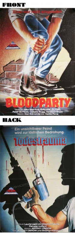 Bloodparty (Home Sweet Home)