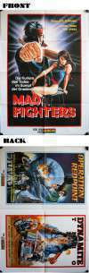 Mad Fighters (Perempuan bergairah)