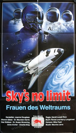 Sky's No Limit, The (Sky's No Limit, The)