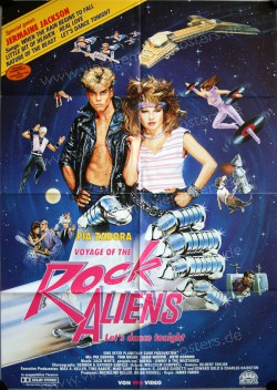 Rock Aliens (Voyage of the Rock Aliens)