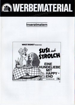 Susi und Strolch (Lady and the Tramp)