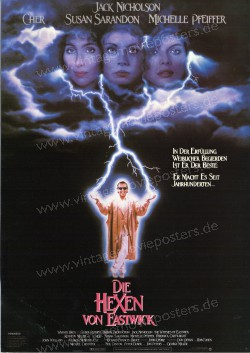 Hexen von Eastwick, Die (Witches of Eastwick, The)