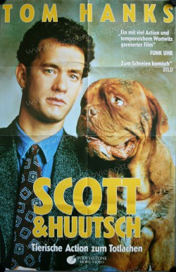 Scott & Huutsch (Turner & Hooch)