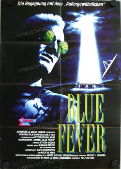 Blue Fever (Encounter at Raven's Gate)