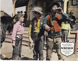 Sheriff ohne Colt, Der (Boy from Oklahoma, The)