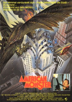American Monster (Q: The Winged Serpent)
